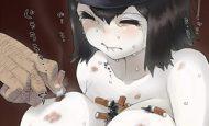 【尊厳破壊】おっぱいや乳首に拷問されてる二次リョナ画像