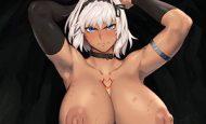 【Fate/GrandOrder】カイニス(Caenis)のエロ画像
