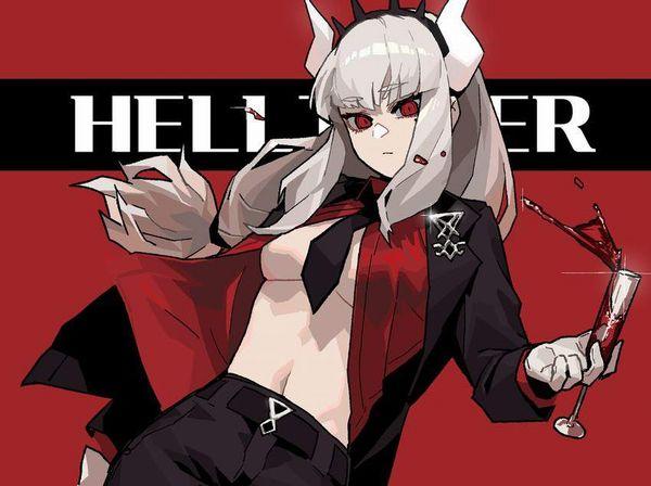 【Helltaker】ルシファー(Lucifer)のエロ画像【ヘルテイカー】【37】