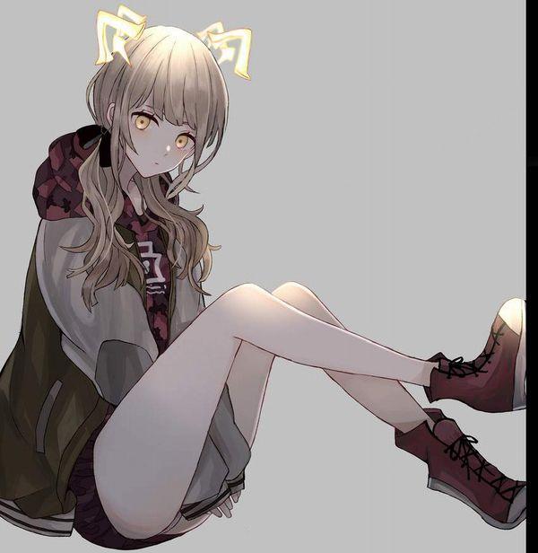 【永遠の定番】コンバースのオールスター履いてる女子達の二次画像【20】