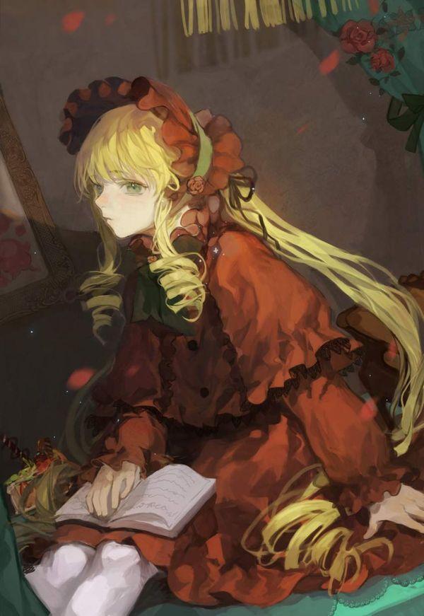 【ローゼンメイデン】真紅(しんく)のエロ画像【24】