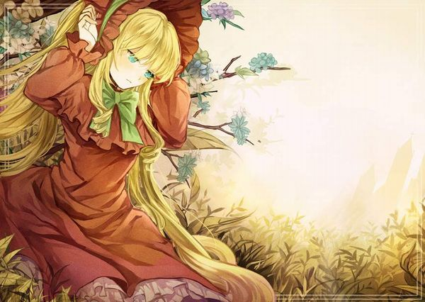 【ローゼンメイデン】真紅(しんく)のエロ画像【28】