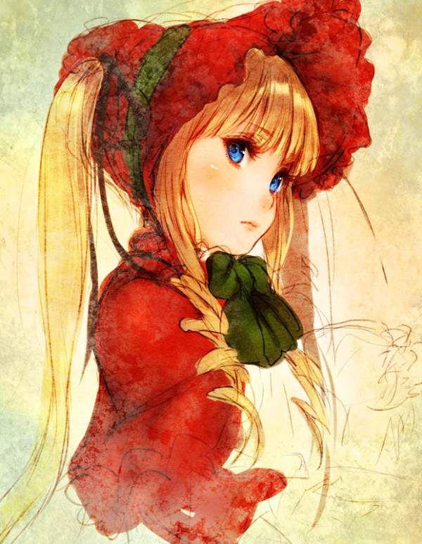 【ローゼンメイデン】真紅(しんく)のエロ画像【39】