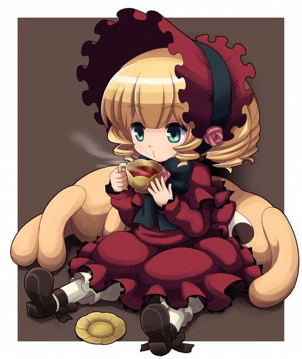 【ローゼンメイデン】真紅(しんく)のエロ画像【42】