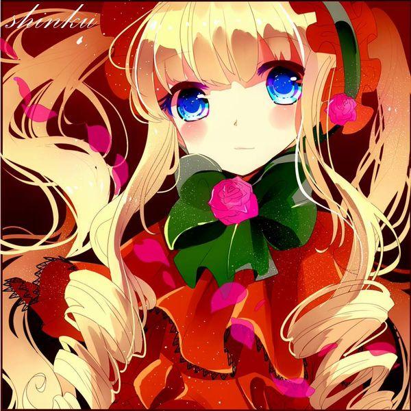 【ローゼンメイデン】真紅(しんく)のエロ画像【44】