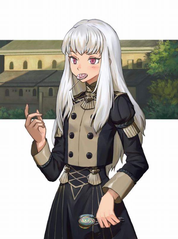 【ファイアーエムブレム風花雪月】リシテア=フォン=コーデリア(Lysithea von Ordelia)のエロ画像【40】