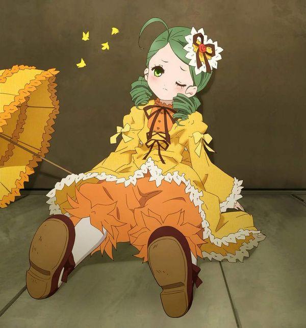 【ローゼンメイデン】金糸雀(かなりあ)のエロ画像【11】