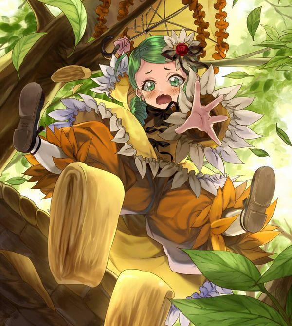 【ローゼンメイデン】金糸雀(かなりあ)のエロ画像【16】