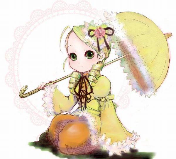 【ローゼンメイデン】金糸雀(かなりあ)のエロ画像【22】
