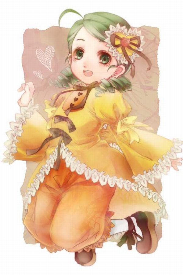 【ローゼンメイデン】金糸雀(かなりあ)のエロ画像【27】