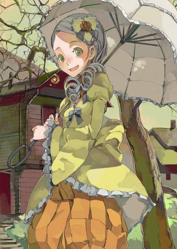 【ローゼンメイデン】金糸雀(かなりあ)のエロ画像【43】