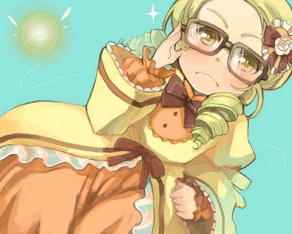 【ローゼンメイデン】金糸雀(かなりあ)のエロ画像【44】