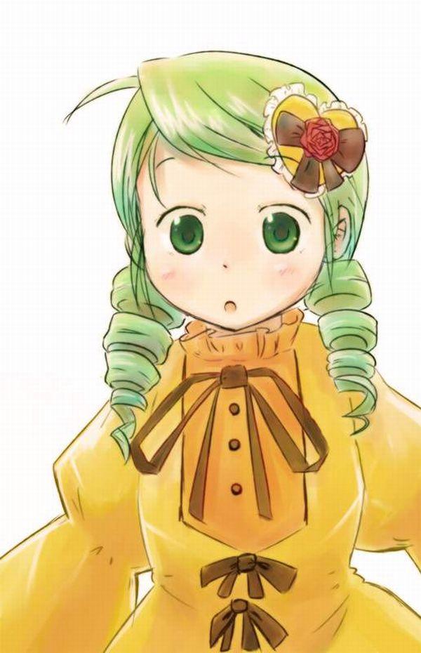 【ローゼンメイデン】金糸雀(かなりあ)のエロ画像【47】