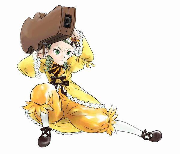 【ローゼンメイデン】金糸雀(かなりあ)のエロ画像【50】