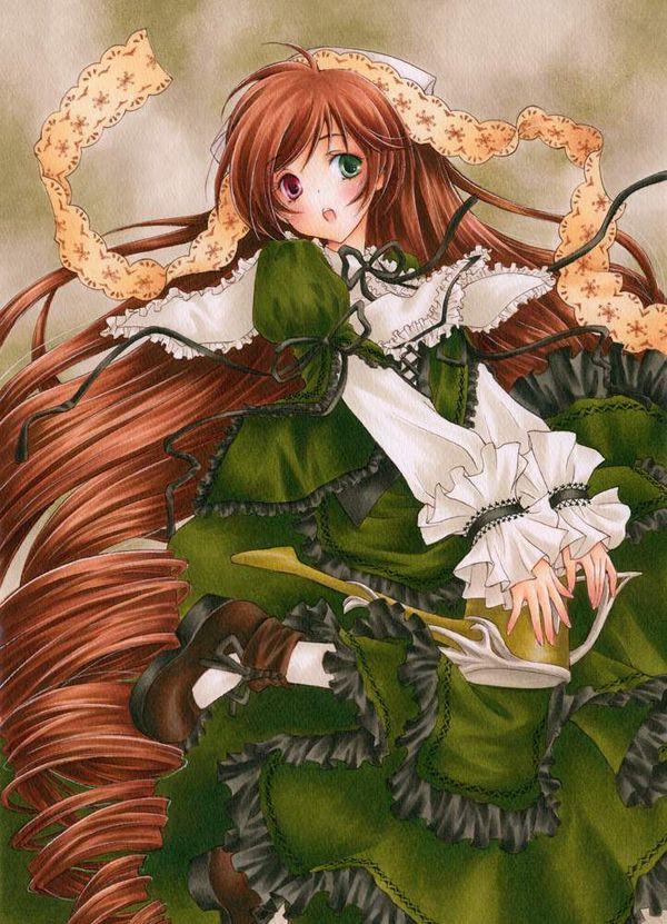 【ローゼンメイデン】翠星石(すいせいせき)のエロ画像【14】