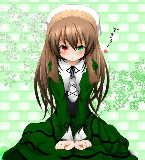 【ローゼンメイデン】翠星石(すいせいせき)のエロ画像【17】