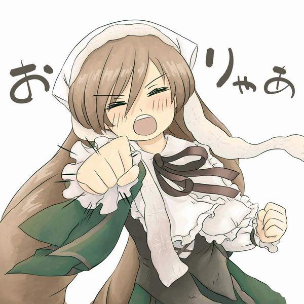 【ローゼンメイデン】翠星石(すいせいせき)のエロ画像【19】