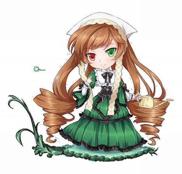 【ローゼンメイデン】翠星石(すいせいせき)のエロ画像【23】