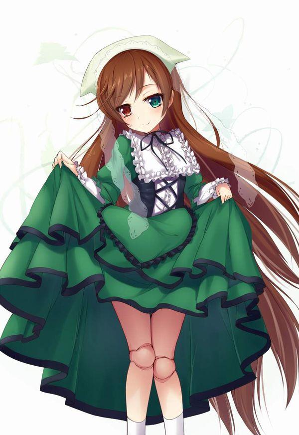 【ローゼンメイデン】翠星石(すいせいせき)のエロ画像【26】
