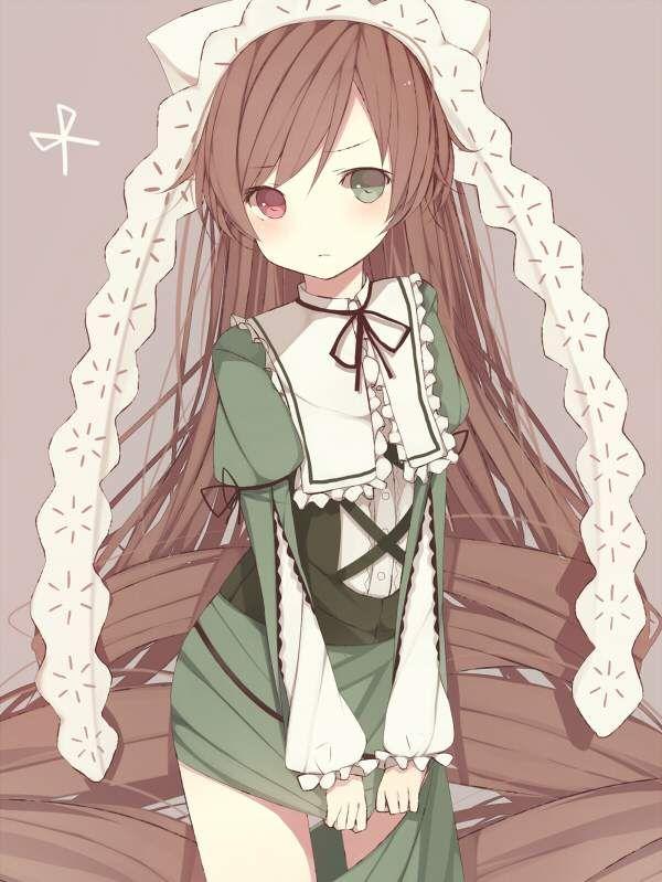 【ローゼンメイデン】翠星石(すいせいせき)のエロ画像【28】