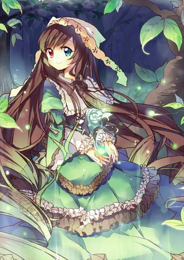 【ローゼンメイデン】翠星石(すいせいせき)のエロ画像【40】