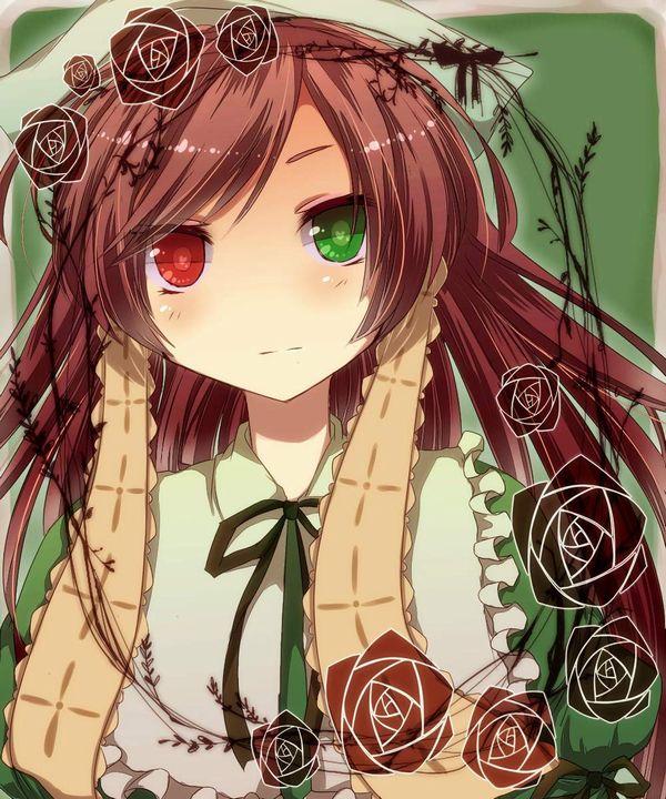 【ローゼンメイデン】翠星石(すいせいせき)のエロ画像【43】