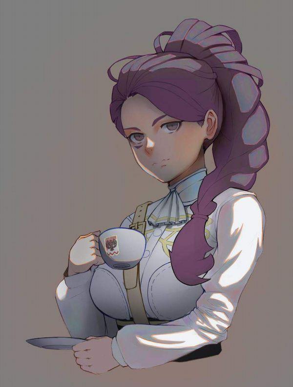 【ファイアーエムブレム風花雪月】ペトラ=マクネアリー(Petra Macneary)のエロ画像【10】