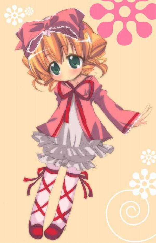 【ローゼンメイデン】雛苺(ひないちご)のエロ画像【9】