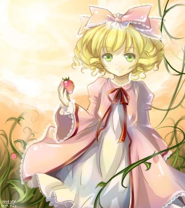 【ローゼンメイデン】雛苺(ひないちご)のエロ画像【11】