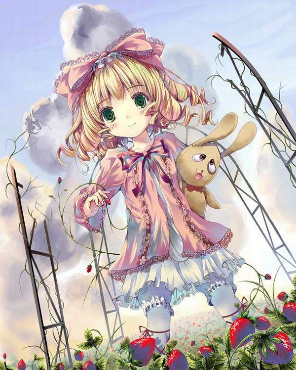 【ローゼンメイデン】雛苺(ひないちご)のエロ画像【23】