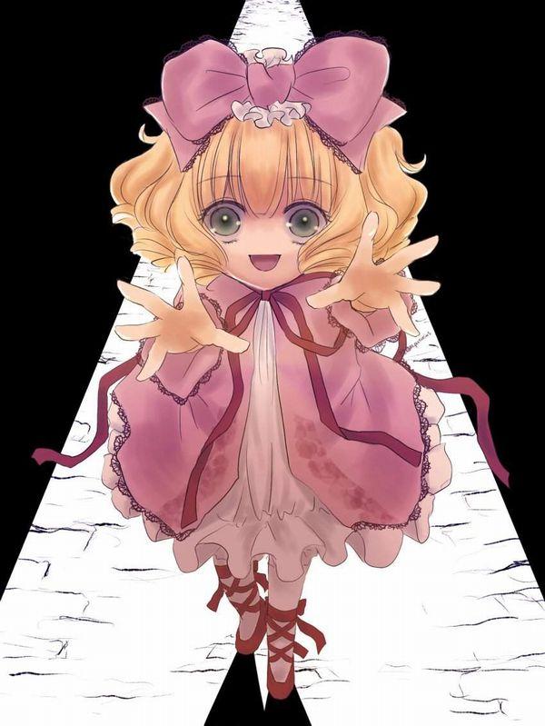 【ローゼンメイデン】雛苺(ひないちご)のエロ画像【24】