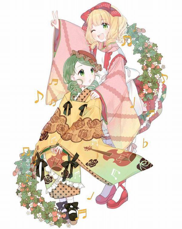 【ローゼンメイデン】雛苺(ひないちご)のエロ画像【25】