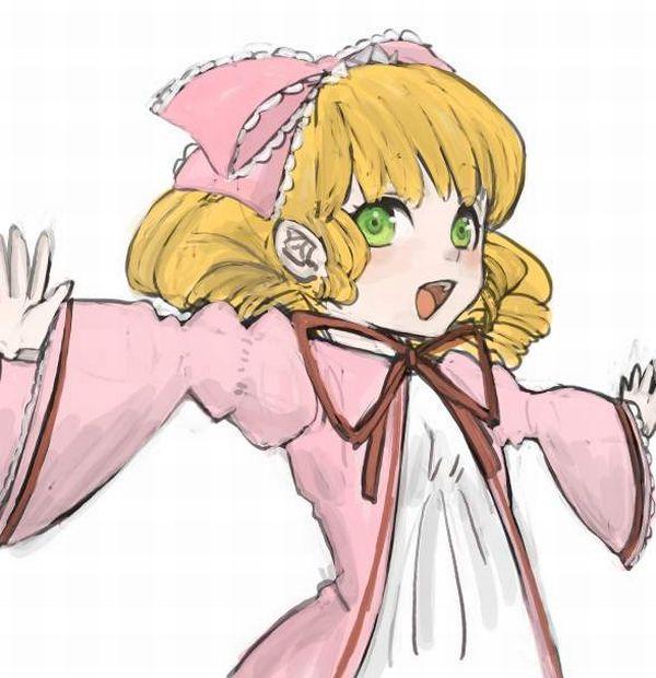 【ローゼンメイデン】雛苺(ひないちご)のエロ画像【36】