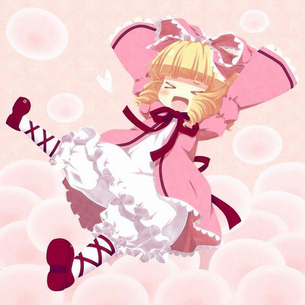 【ローゼンメイデン】雛苺(ひないちご)のエロ画像【40】