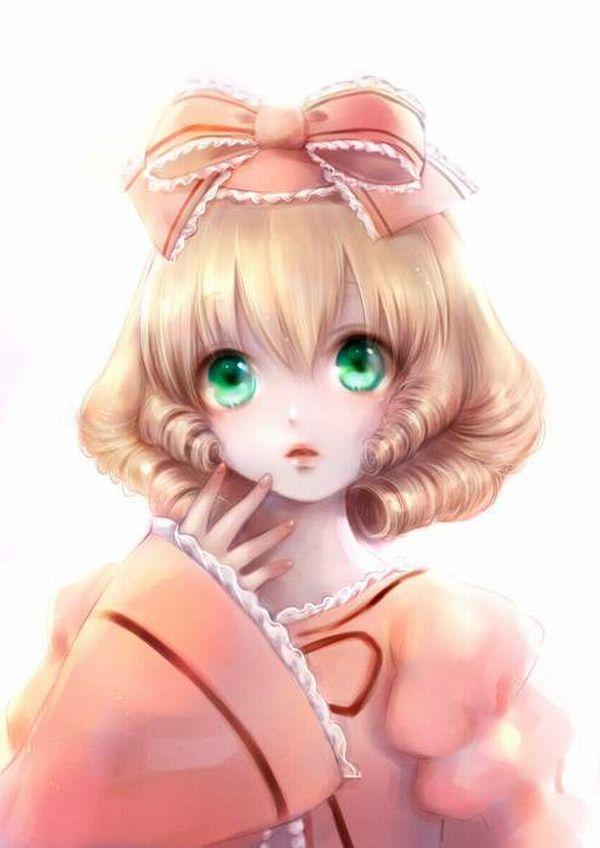 【ローゼンメイデン】雛苺(ひないちご)のエロ画像【41】