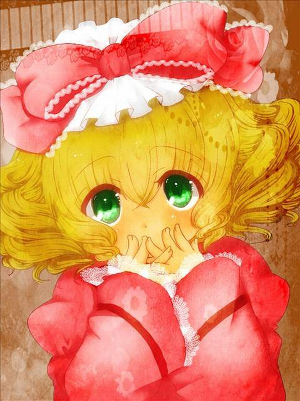 【ローゼンメイデン】雛苺(ひないちご)のエロ画像【45】