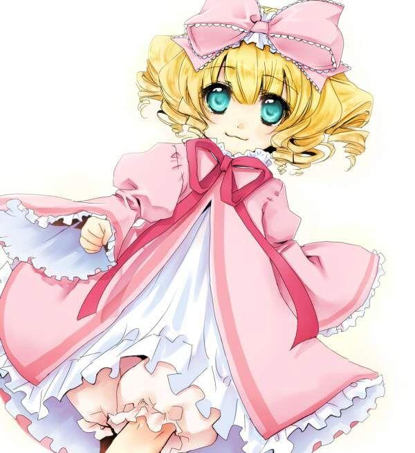 【ローゼンメイデン】雛苺(ひないちご)のエロ画像【46】