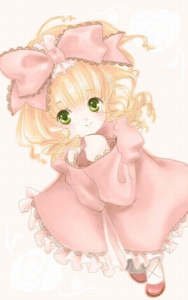 【ローゼンメイデン】雛苺(ひないちご)のエロ画像【47】