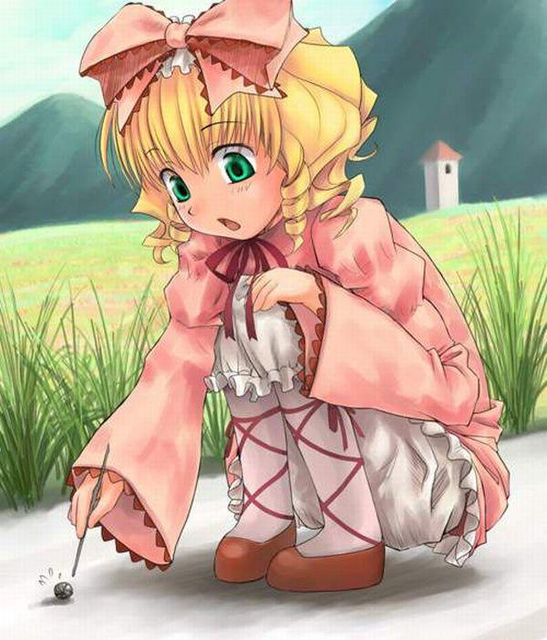 【ローゼンメイデン】雛苺(ひないちご)のエロ画像【48】