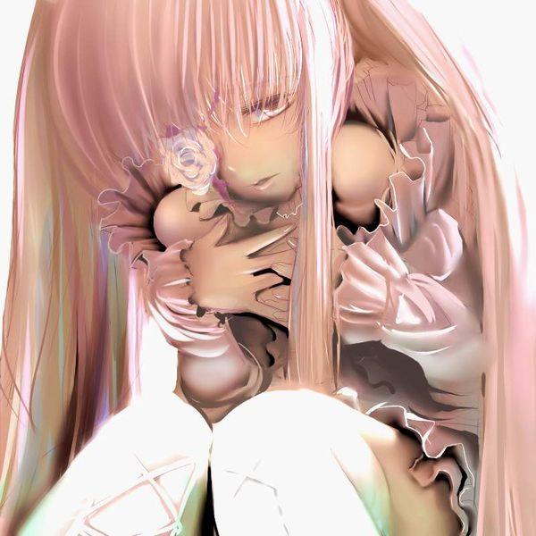 【ローゼンメイデン】雪華綺晶(きらきしょう)のエロ画像【7】