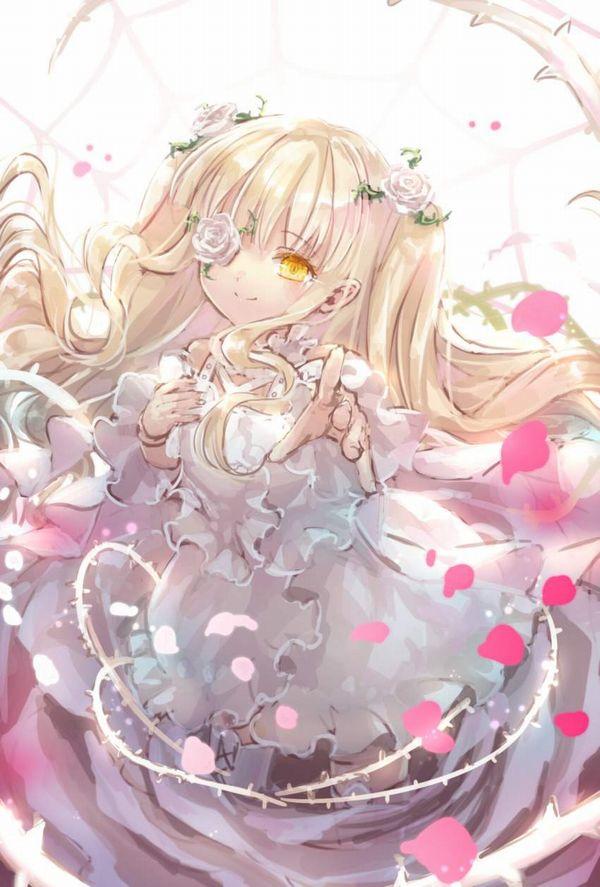 【ローゼンメイデン】雪華綺晶(きらきしょう)のエロ画像【22】