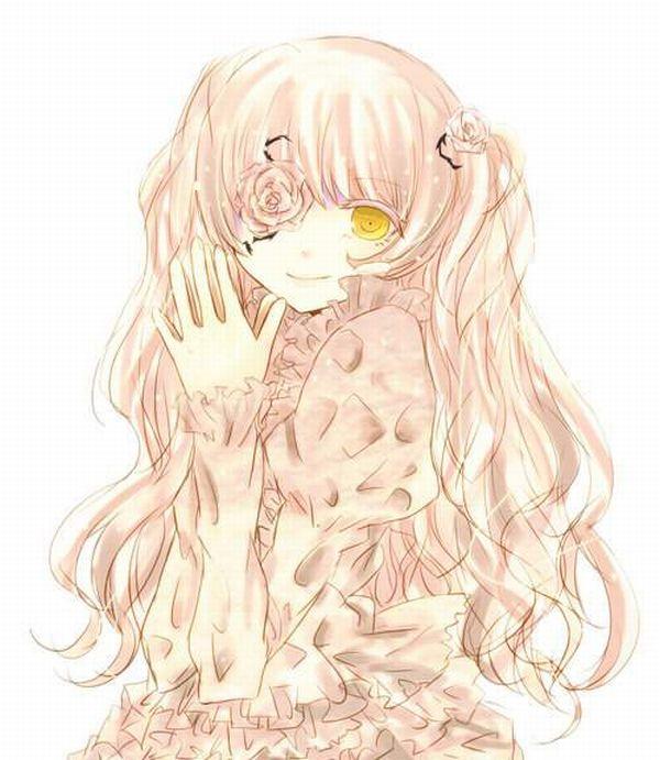 【ローゼンメイデン】雪華綺晶(きらきしょう)のエロ画像【46】