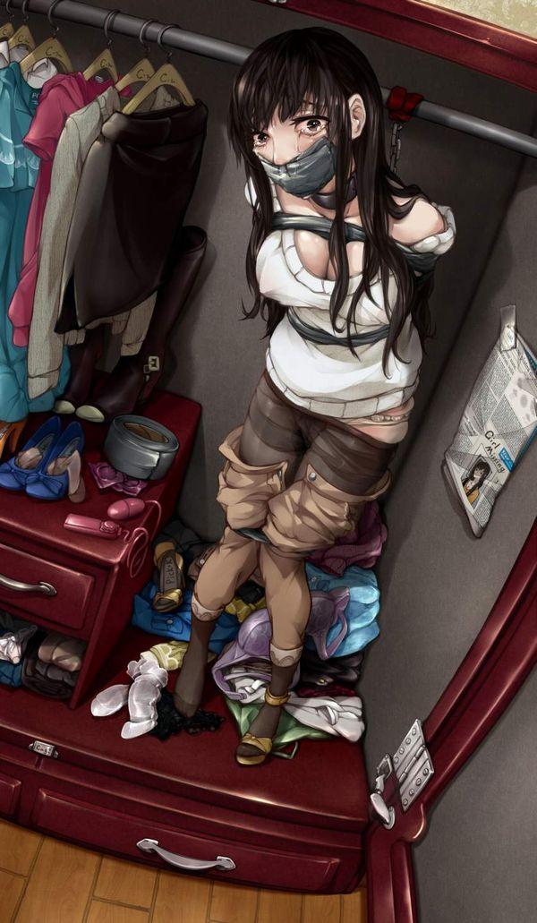 【矢口の思い出】クローゼットに纏わる二次エロ画像【6】