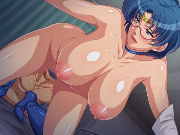 【前戯】女子の陰毛食ってる二次エロ画像【17】