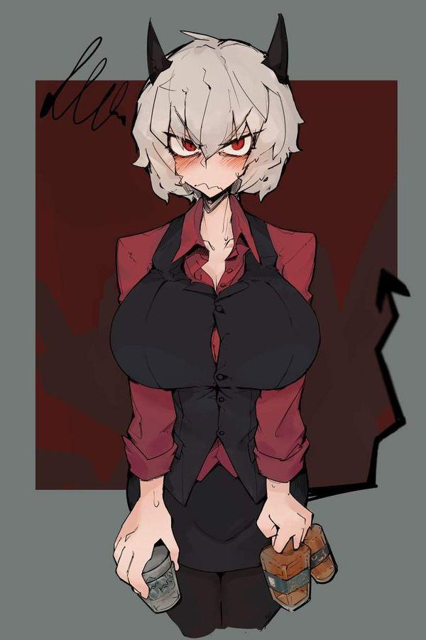 【Helltaker】マリーナ(Malina)のエロ画像【ヘルテイカー】【19】