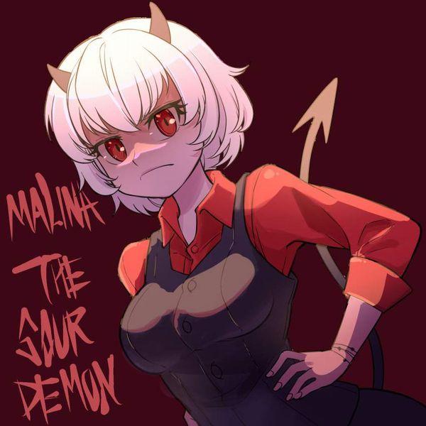 【Helltaker】マリーナ(Malina)のエロ画像【ヘルテイカー】【31】