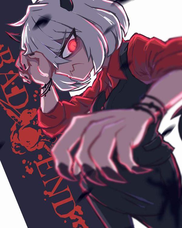 【Helltaker】マリーナ(Malina)のエロ画像【ヘルテイカー】【41】