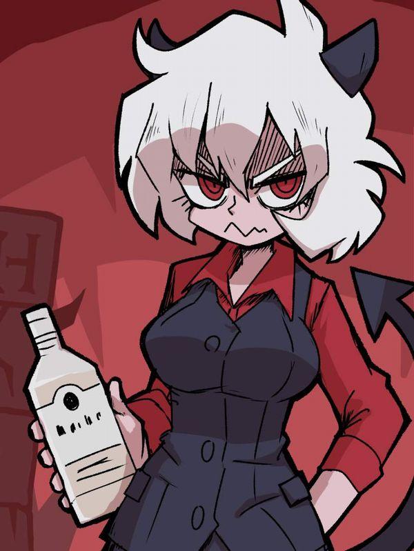 【Helltaker】マリーナ(Malina)のエロ画像【ヘルテイカー】【43】