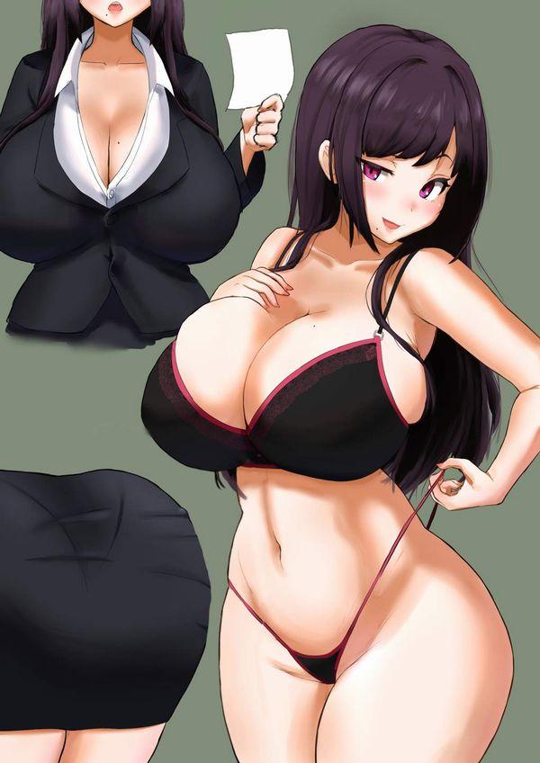 【完熟具合が最高】垂れ乳デカパイ熟女のエロ画像【25】