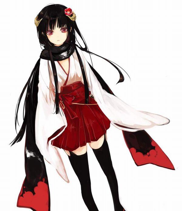 【妖狐×僕SS】白鬼院凜々蝶(しらきいんりりちよ)のエロ画像【21】